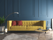 Стильный диван Itriy