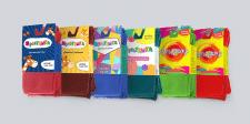 Упаковка для детских колготок - Мультяшка