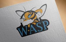 """Логотип для """"Wasp company"""""""