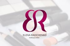 Логотип для мэйк-ап визажиста