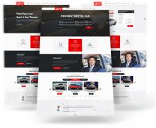 Система для аренды машины и любого транспорта WP