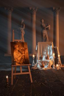 Вариация на тему античности)