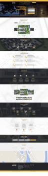 Дизайн сайта строитльной компании Belveder-city