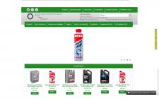 Интернет магазин авто-товаров с сиcтемой TecDoc