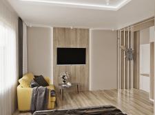 Дизайн хостела премиум класса