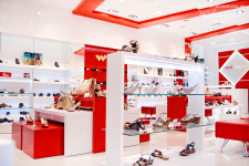 дизайн интерьера магазина обуви г.Курск