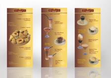Вставки для столов в кафе