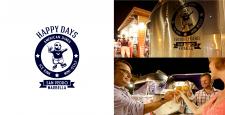 Логотип Happy Days
