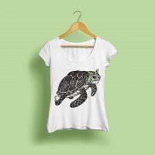 дизайн футболки Estermont