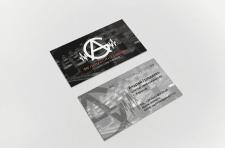 визитка диктора