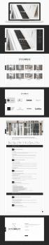 Дизайн сайта для Студии дизайна интерьера