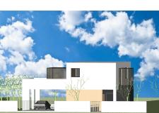 Проект  сучасного будинку.