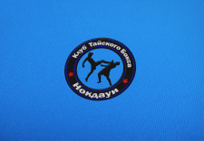 Эмблема клуба Тайского бокса