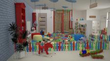 Детский садик Peek-a-Boo