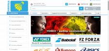 Правки верстки и функционала badminton.ua