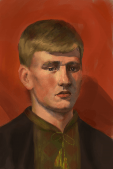 Портрет Богдана