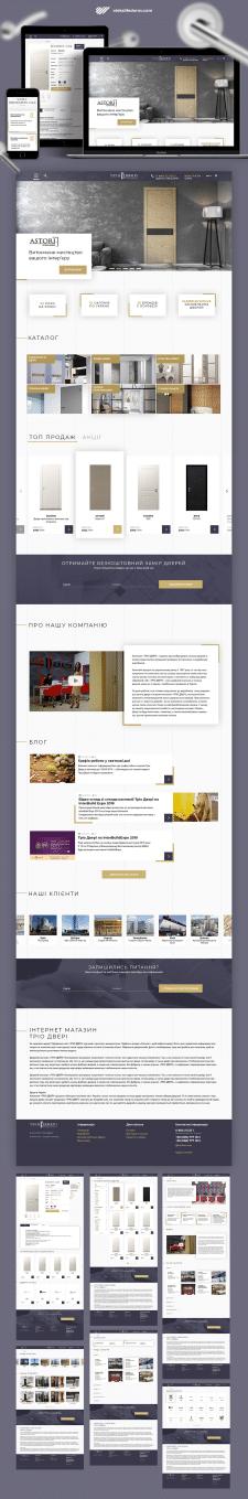 ТриоДвери - сеть магазинов дверей и фурнитуры
