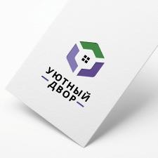 Логотип для уличной плитки