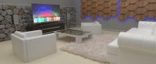Визуализация дизайн проектов интерьера