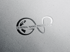 "Логотип ""General Nano Protection"""