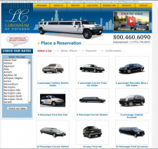 Limousines of Chicago