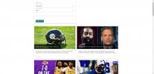 Пример реализации новостной ленты с News API