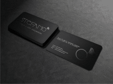 Визитная карточка ювелирной компании
