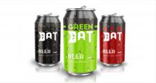 "Product design for "" BAT"" beer"