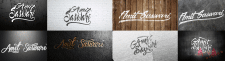 Design a signature logo