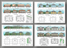 Реконструкция зданий (курсовой)