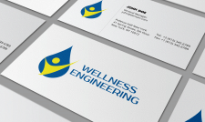 Логотип для Wellness engineering