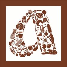 "Логотип магазина ""Амбар"" (продукты)"