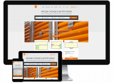 Создание сайта каталога для компании «САН ПАРК»
