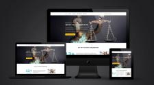 Дизайн сайта для адвоката