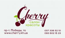 логотип и дизайн визиток для салона красоты