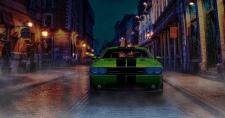 Ночной Dodge