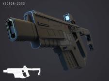 Sci_fi Weapon