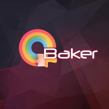 Лого для Художника Оформителя Мисс Бейкер