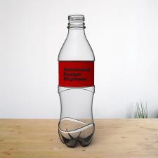 Пляшка візуалізація
