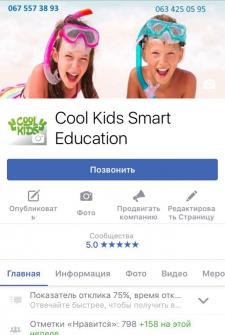 Продвижение страницы в социальных сетях(фейсбук)
