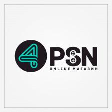 """Разработка логотипа для """"4PSN"""""""