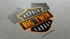 Логотип для гаража