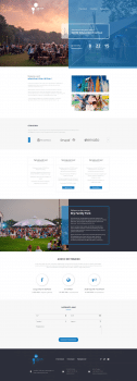 Landing Page | Education Festival