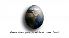 Where does your breakfast come from?