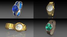 Часы-Koral Watch.