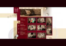 Сайт авторской кофейни и чайного клуба «У Бекира»