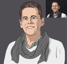 GTA портрет