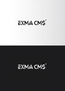 "Logo ""Exma CMS"""
