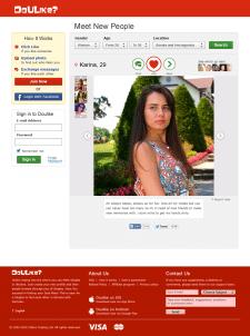 DoULike? - Сервис онлайн-знакомств.