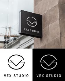 Логотип Vex Studio